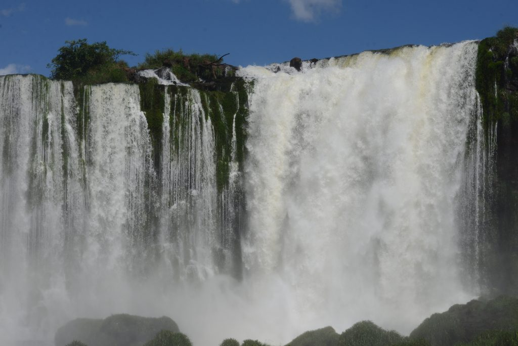 DIY TRAVEL Iguaza Argentinie