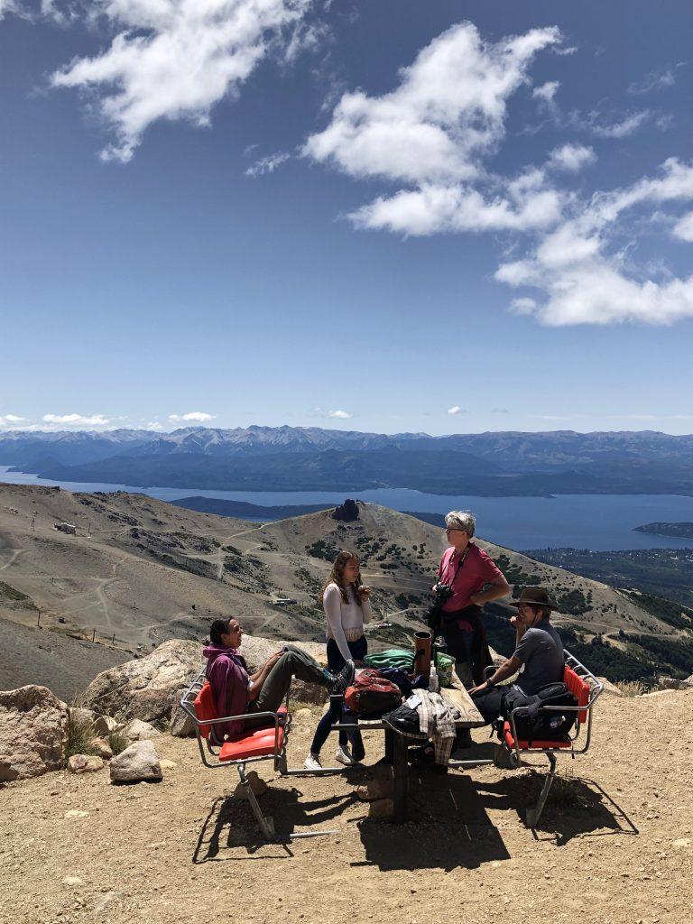 Bariloche Cerro Catherdrale DIY Travel Roadtrip Argentinie